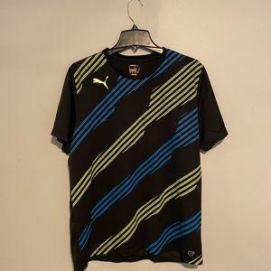 Puma Jersey in black Sz XL
